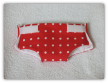 Christmas Doll Diaper (SKU: 108)